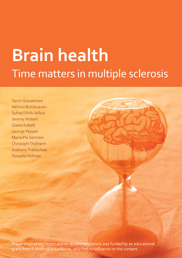 Brain Health: Time Matters in Multiple Sclerosis