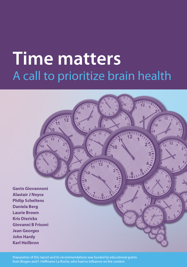Time Matters: A Call To Prioritize Brain Health